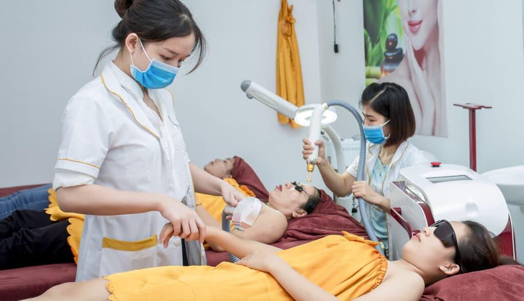 Top 04 Thẩm Mỹ Viện Trị Mụn Hiệu Quả Nhất Tại Quận 9 - thẩm mỹ viện trị mụn hiệu quả - Hasaki Clinic & Spa | Quận 9 | Saigon smile spa 32