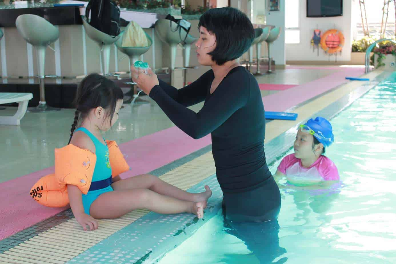 Top 10 Trung Tâm Dạy Bơi Chuyên Nghiệp Cho Trẻ Em Ở Tp.HCM - trung tâm dạy bơi chuyên nghiệp cho trẻ em ở tphcm - Câu lạc bộ bơi lội Yết Kiêu | CLB Fosco | Hồ bơi Kỳ Đồng 25
