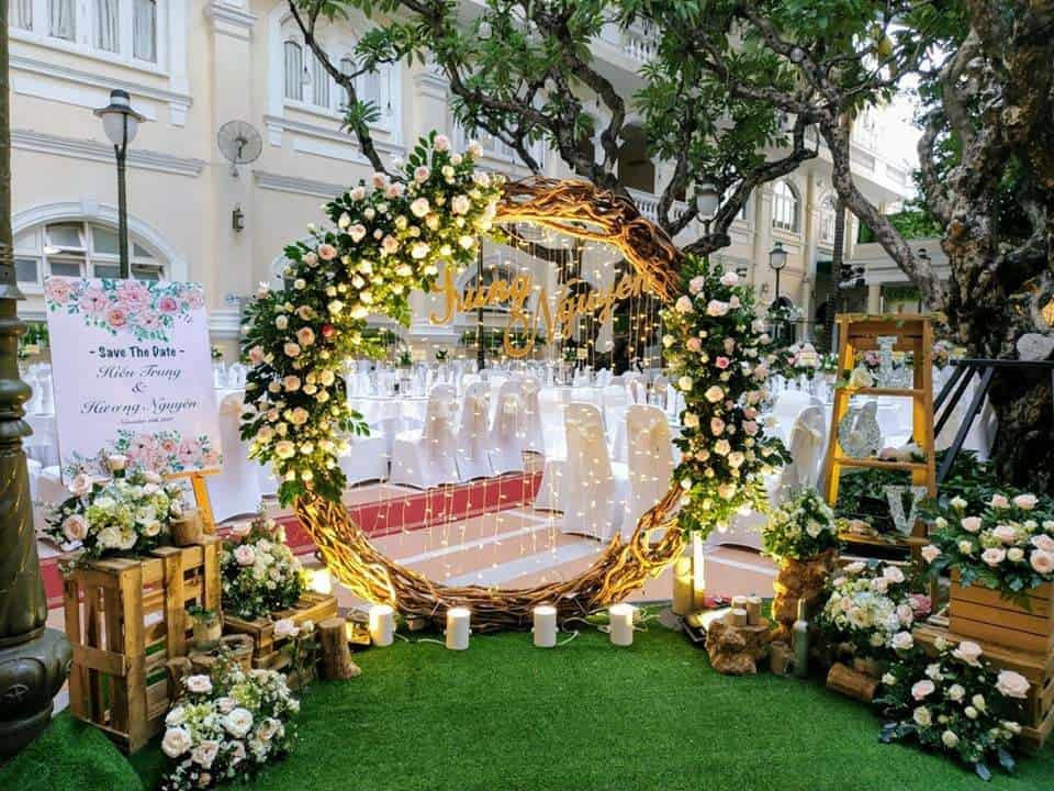 Top 10 Dịch Vụ Trang Trí Tiệc Cưới Ấm Cúng, Giá Tốt Tại TP HCM - dịch vụ trang trí tiệc cưới - Bliss Wedding & Event Planner Việt Nam   Cherish Wedding Planner   Cleo Wedding 25