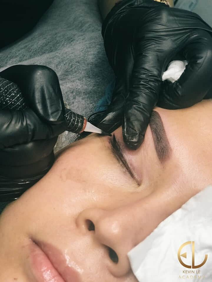 Top 7 Địa Chỉ Phun Xăm Mí Mắt Đẹp Nhất TP HCM - phun xăm mí mắt đẹp - Huong Phan International Beauty And Spa | Kevin Lee Academy | MaiLee Brows 33