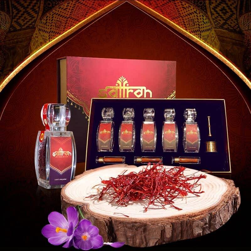 Saffron Organic Negin (Saffron Salam)