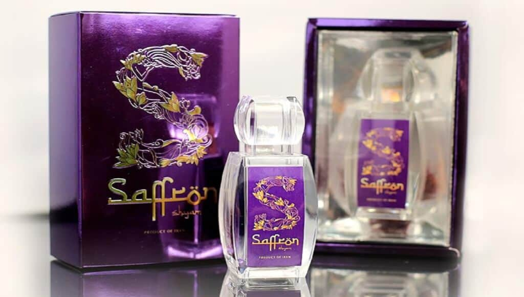 Saffron Shyam