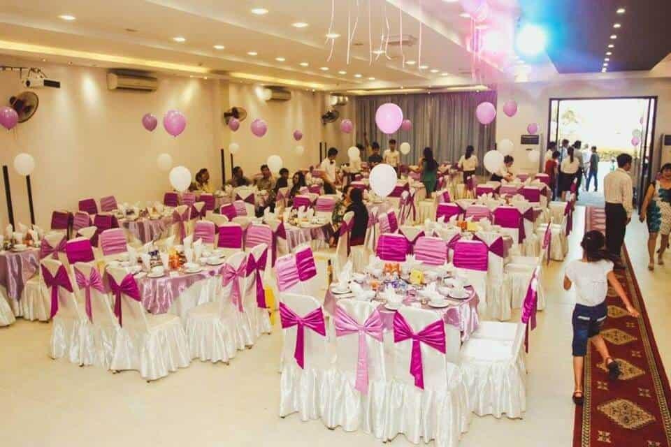 Top 10 Dịch Vụ Trang Trí Tiệc Cưới Đẹp Xuất Sắc Ở Đà Nẵng - dịch vụ trang trí tiệc cưới đẹp - Brown Bean Wedding & Event   Chino Wedding   Dịch vụ cưới hỏi Hường Khôi 73