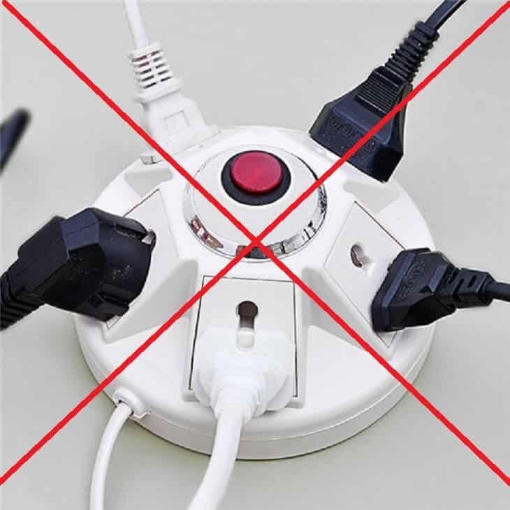 sai lầm thường gặp khi sử dụng nồi cơm điện