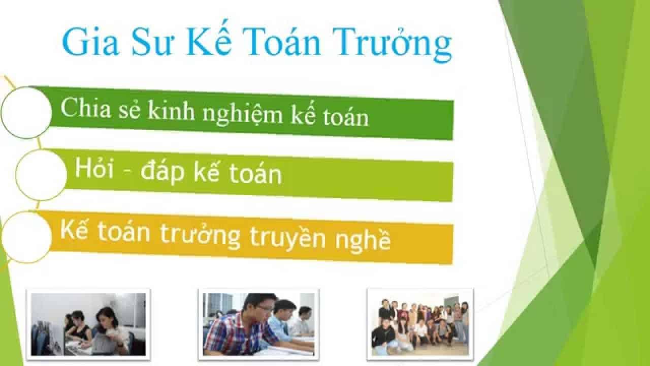 trung tâm đào tạo kế toán chuyên nghiệp tại tphcm