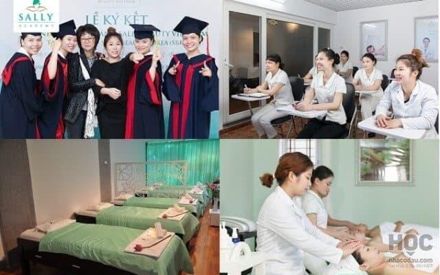 Top 10 Khóa Học Dạy Điều Trị Mụn Chuyên Nghiệp Tại Hà Nội - khóa học dạy điều trị mụn chuyên nghiệp - Arum Spa | Bich Nguyet Beauty Academy | Hà Nội 33