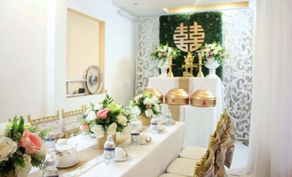 Top 10 Dịch Vụ Trang Trí Tiệc Cưới Đẹp Xuất Sắc Ở Đà Nẵng - dịch vụ trang trí tiệc cưới đẹp - Brown Bean Wedding & Event   Chino Wedding   Dịch vụ cưới hỏi Hường Khôi 43