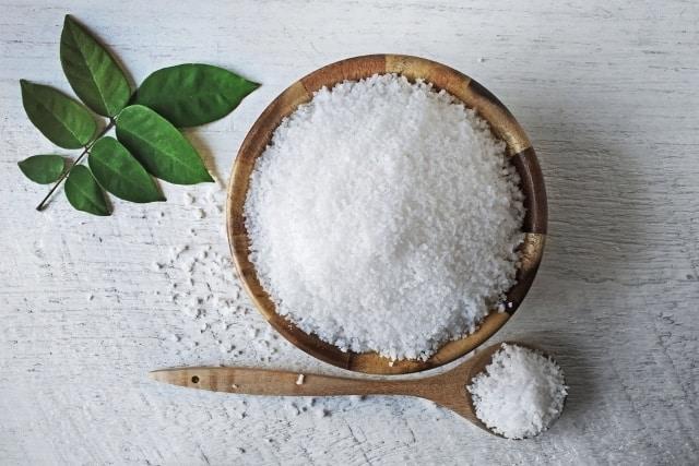 muối thực phẩm có hại cho xương khớp