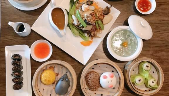 Top 10 Nhà Hàng Dimsum Ngon Xuất Sắc Đáng Thử Quận 1 TP HCM - nhà hàng dimsum ngon xuất sắc - C.Tao – Chinese Restaurant | Dimsum House | Li Bai 69