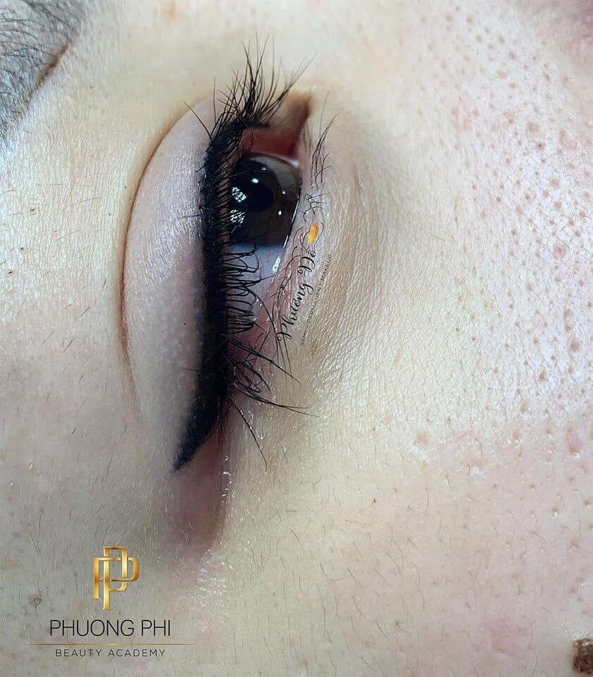 Top 7 Địa Chỉ Phun Xăm Mí Mắt Đẹp Nhất TP HCM - phun xăm mí mắt đẹp - Huong Phan International Beauty And Spa | Kevin Lee Academy | MaiLee Brows 39