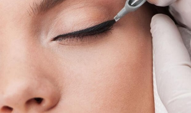 Top 7 Địa Chỉ Phun Xăm Mí Mắt Đẹp Nhất TP HCM - phun xăm mí mắt đẹp - Huong Phan International Beauty And Spa | Kevin Lee Academy | MaiLee Brows 45