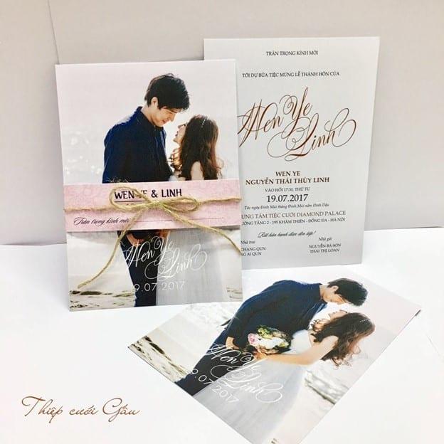 Top 10 Dịch Vụ Thiết Kế In Ấn Thiệp Cưới Sang Trọng Đẳng Cấp Ở Hà Nội - dịch vụ thiết kế in ấn thiệp cưới đẹp nhất tại hà nội -  55