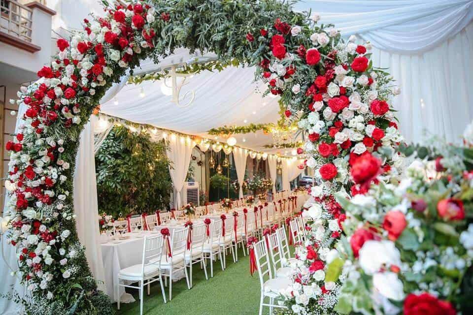 Top 10 Dịch Vụ Trang Trí Tiệc Cưới Đẹp Xuất Sắc Ở Đà Nẵng - dịch vụ trang trí tiệc cưới đẹp - Brown Bean Wedding & Event   Chino Wedding   Dịch vụ cưới hỏi Hường Khôi 67