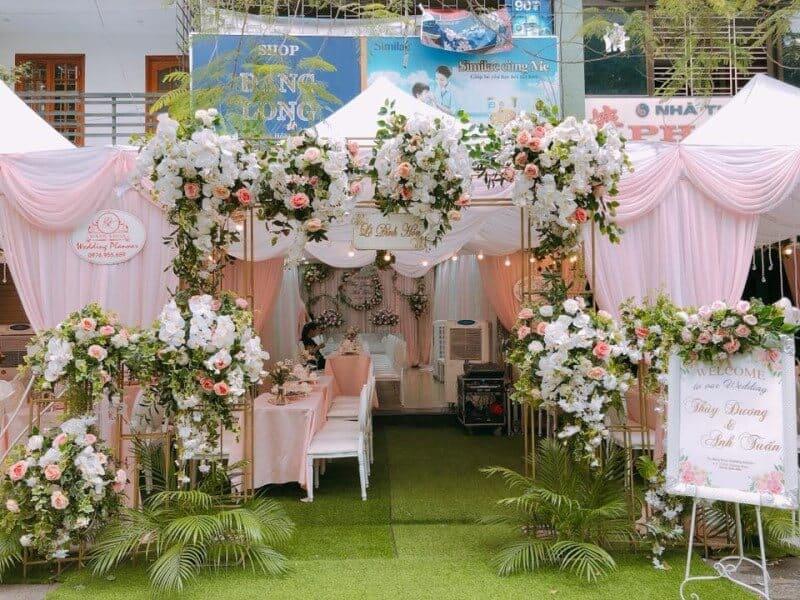 Top 10 Dịch Vụ Trang Trí Tiệc Cưới Đẹp Xuất Sắc Ở Đà Nẵng - dịch vụ trang trí tiệc cưới đẹp - Brown Bean Wedding & Event   Chino Wedding   Dịch vụ cưới hỏi Hường Khôi 69