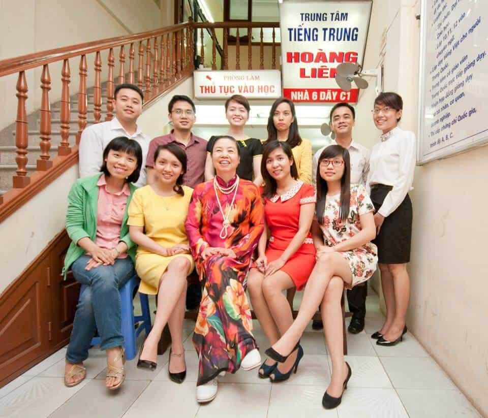 trung tâm dạy tiếng trung