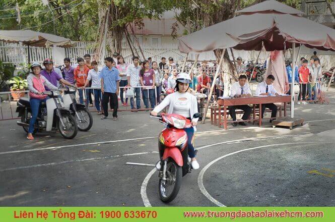 Top 10 Địa Chỉ Đăng Ký Thi Bằng Lái Xe A1 Chất Lượng Tại Hồ Chí Minh - đăng ký thi bằng lái xe a1 - Trung Tâm Sát Hạch Lái Xe Trường An 3