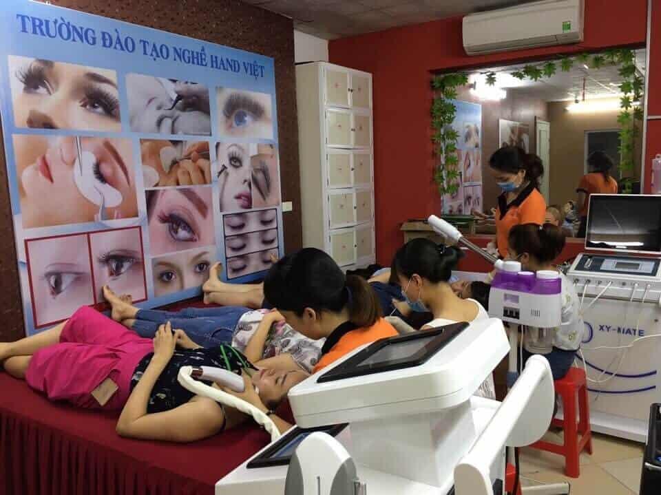 Top 10 Khóa Học Dạy Điều Trị Mụn Chuyên Nghiệp Tại Hà Nội - khóa học dạy điều trị mụn chuyên nghiệp - Arum Spa | Bich Nguyet Beauty Academy | Hà Nội 35