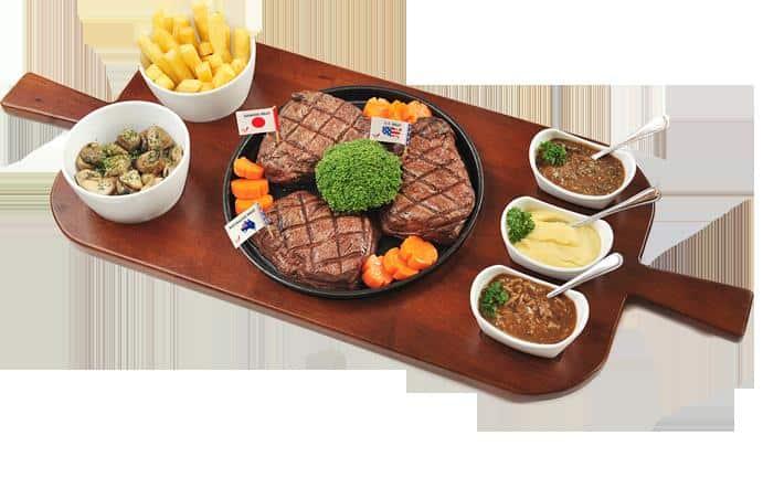 Top 5 Nhà Hàng Beefsteak Ngon Không Thể Chối Từ Tại TP HCM - nhà hàng beefsteak ngon - Amigo Grill Restaurant | Boomerang Bistro Saigon | Fumo Steak 19