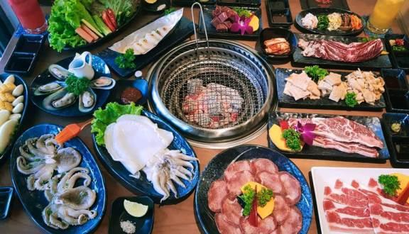 Top 5 Nhà Hàng Buffet Nướng Lẩu Giá Mềm, Ăn Ngập Mặt Tại TP HCM - nhà hàng buffet nướng lẩu giá mềm - Anrakutei | Buffet Béo | Chen Buffet 30