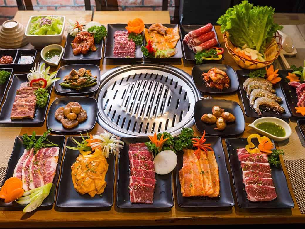 Top 5 Nhà Hàng Buffet Nướng Lẩu Giá Mềm, Ăn Ngập Mặt Tại TP HCM - nhà hàng buffet nướng lẩu giá mềm - Anrakutei | Buffet Béo | Chen Buffet 32