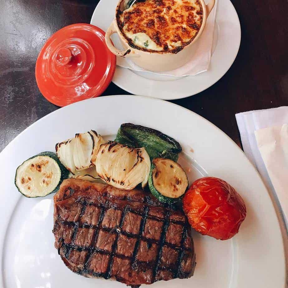 Top 5 Nhà Hàng Beefsteak Ngon, Nổi Tiếng Nhất Tại TP HCM - nhà hàng beefsteak ngon nổi tiếng - 48 Bistro | El Gaucho | Moo Beefsteak 19