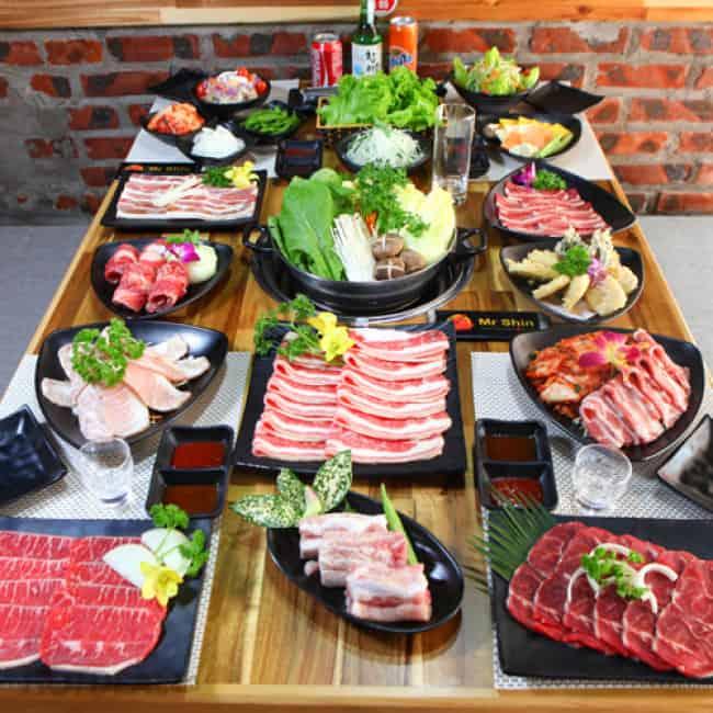 Top 5 Nhà Hàng Buffet Nướng Lẩu Giá Mềm, Ăn Ngập Mặt Tại TP HCM - nhà hàng buffet nướng lẩu giá mềm - Anrakutei | Buffet Béo | Chen Buffet 26