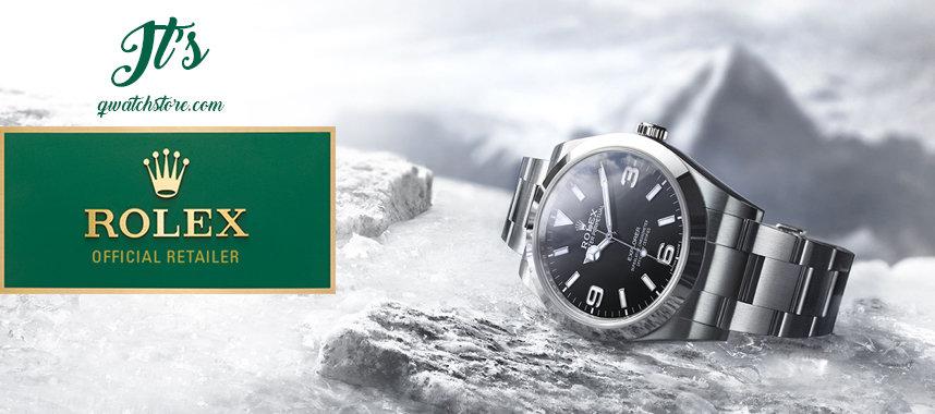 cửa hàng bán đồng hồ cao cấp