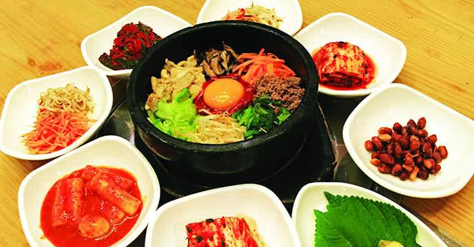 Top 6 Nhà Hàng Món Hàn Ngon Không Nên Bỏ Lỡ Tại TP HCM - nhà hàng món hàn ngon - Bibimbap Korean Food | K - Pub | Kimbap Hoàng Tử 33
