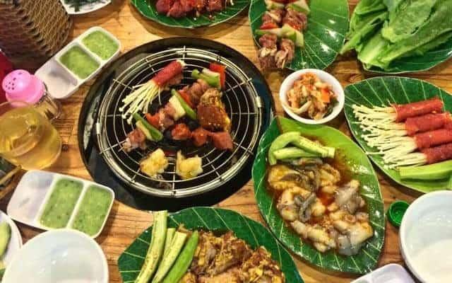 Top 5 Nhà Hàng Buffet Giá Rẻ 99k Không Nên Bỏ Lỡ Tại TPHCM - nhà hàng buffet giá rẻ dưới 100k - Anan BBQ | Buffet Những Chàng Trai | Cánh đồng quán 41