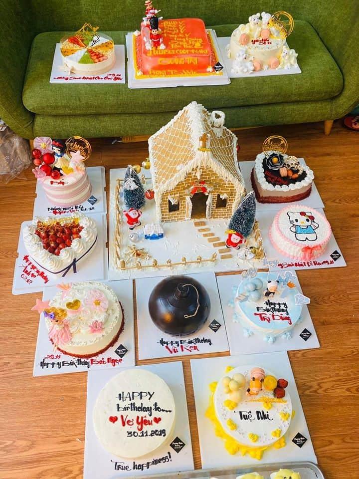Top 8 Thương Hiệu Bánh Kem Ngon, Đẹp Xuất Sắc Tại Đông Hà - Quảng Trị - cửa hàng bánh kem ngon tại đông hà - quảng trị - Bakery Phương Thảo   Cherry Bakery   Cửa hàng bánh kem Thanh Huyền Lê 51