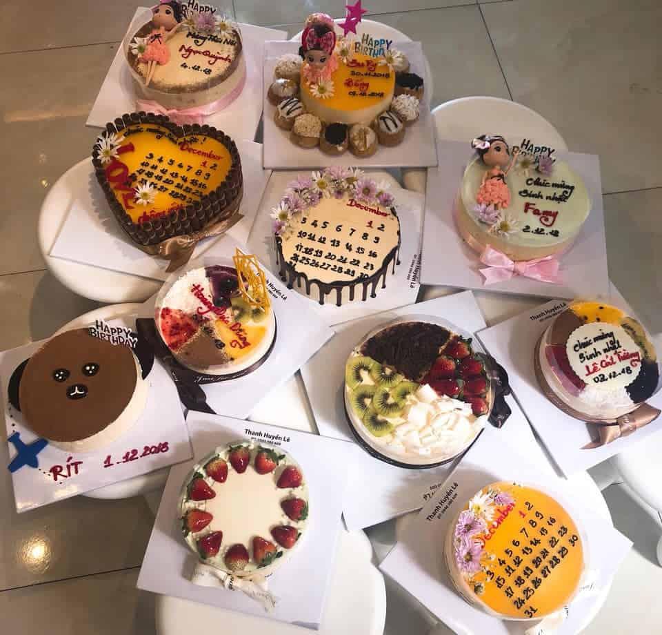 Top 8 Thương Hiệu Bánh Kem Ngon, Đẹp Xuất Sắc Tại Đông Hà - Quảng Trị - cửa hàng bánh kem ngon tại đông hà - quảng trị - Bakery Phương Thảo   Cherry Bakery   Cửa hàng bánh kem Thanh Huyền Lê 59