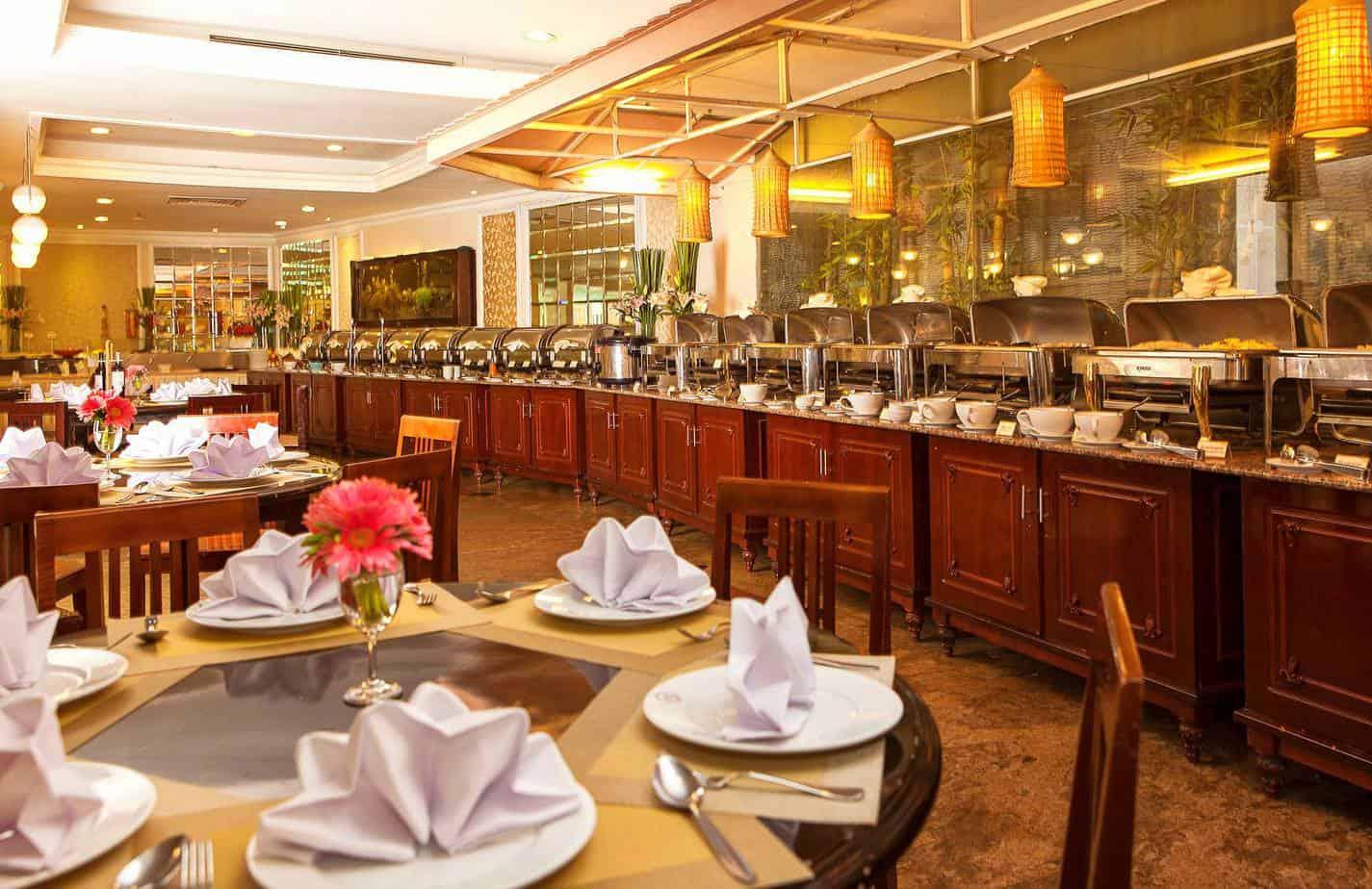 nhà hàng buffet chất lượng tại tphcm