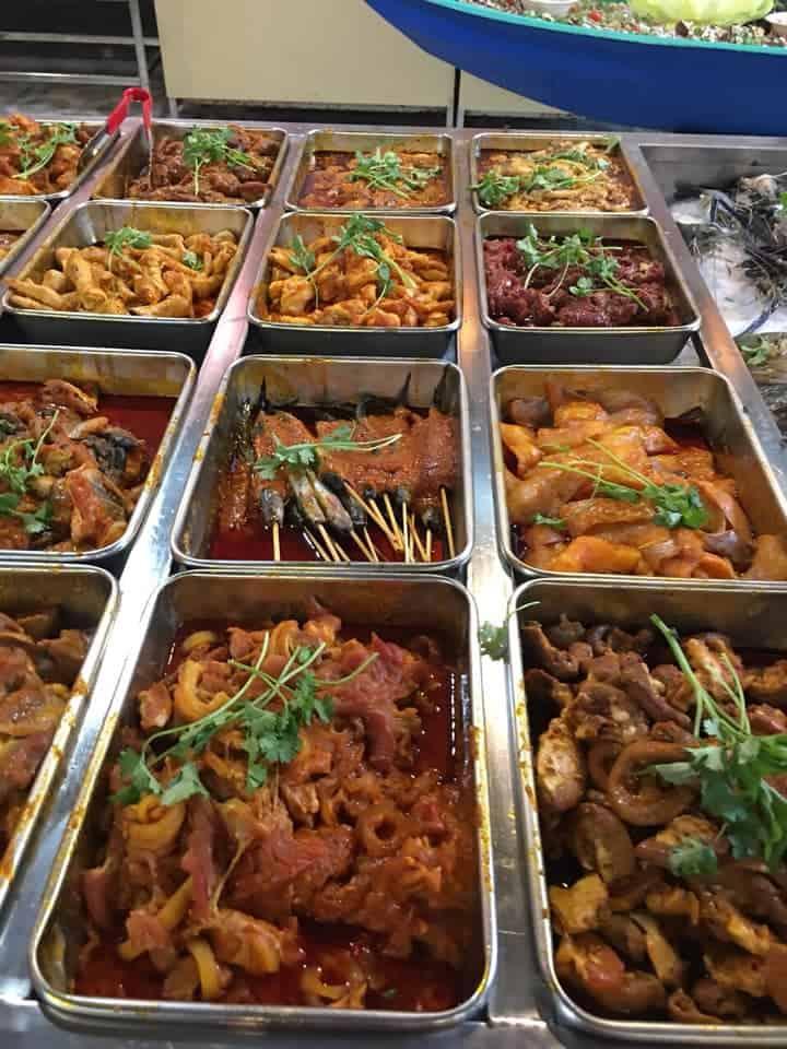 Top 5 Nhà Hàng Buffet Giá Rẻ 99k Không Nên Bỏ Lỡ Tại TPHCM - nhà hàng buffet giá rẻ dưới 100k - Anan BBQ   Buffet Những Chàng Trai   Cánh đồng quán 33