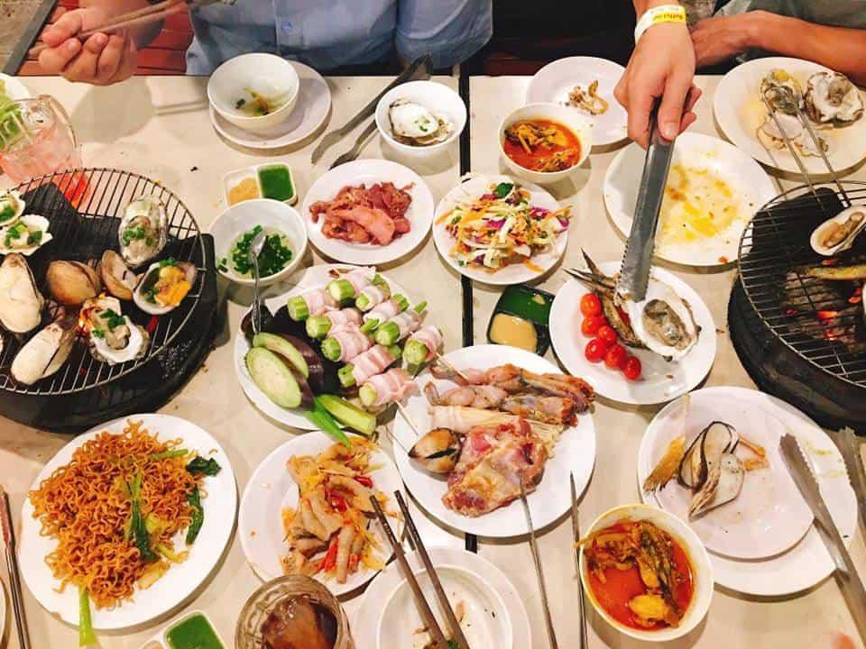 Top 5 Nhà Hàng Buffet Giá Rẻ 99k Không Nên Bỏ Lỡ Tại TPHCM - nhà hàng buffet giá rẻ dưới 100k - Anan BBQ | Buffet Những Chàng Trai | Cánh đồng quán 27