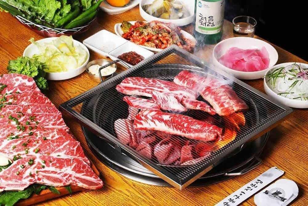 Top 5 Nhà Hàng Buffet Nướng Ngon Hút Khách Tại TP HCM - nhà hàng buffet nướng ngon - Bangkok BBQ | Chuỗi King BBQ | Nhà Hàng BBQ House 23