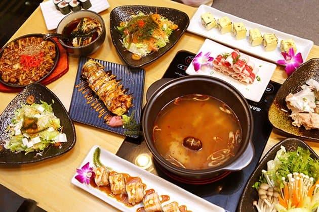 Top 5 Nhà Hàng Buffet Lẩu Bao Ngon, Bao No, Bao Rẻ Tại TPHCM - nhà hàng buffet lẩu ở hcm - Bangkok BBQ | Furano Sushi Buffet | Hoàng Yến Hotpot 57