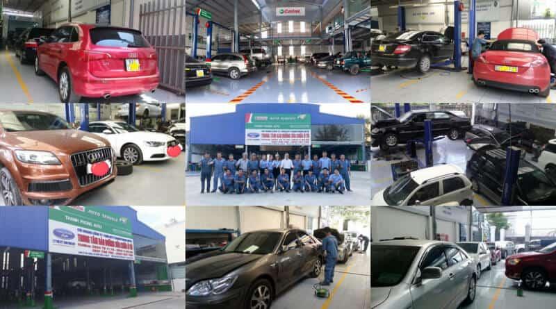 Review Gara Chăm Sóc Xe Ô Tô Tại TPHCM: Thanh Phong Auto -  - Thanh Phong Auto 9