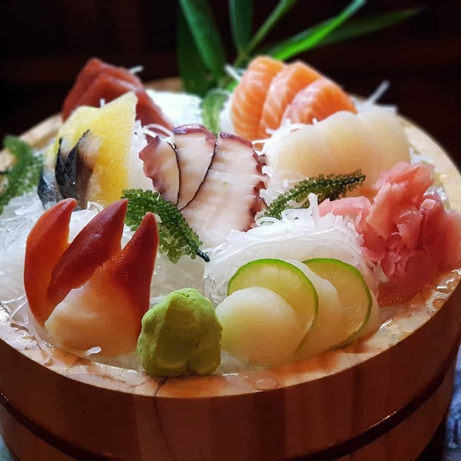 Top 6 Nhà Hàng Sushi Ngon Nhất Tại Quận 1 TPHCM - nhà hàng shushi ngon nhất tại quận 1 - Haha Sushi | Nhà hàng Lá Phong | Okome Sushi Bar 53