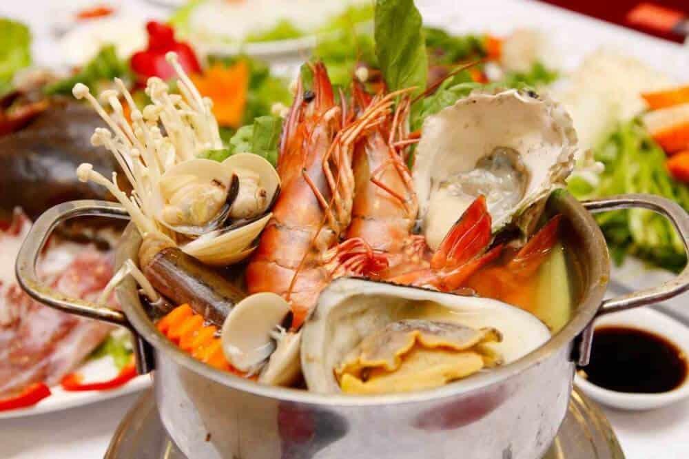Top 5 Nhà Hàng Hải Sản Tươi Ngon, Đông Khách Tại TP HCM - nhà hàng hải sản tươi ngon - Lẩu Cua Đất Mũi | Nhà hàng Cua 1 Càng | Nhà hàng Hải Đăng 33