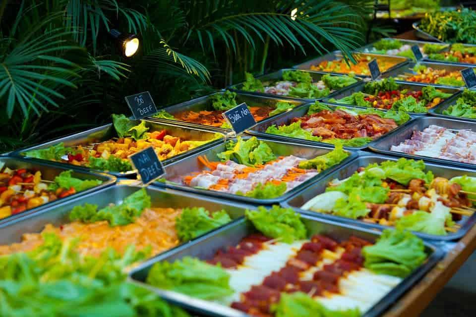 Top 4 Nhà Hàng Buffet Chất Lượng Tại TPHCM Nhất Định Phải Đến Thử Một Lần - nhà hàng buffet chất lượng tại tphcm - Buffet Đệ Nhất   Hell Bull BBQ N Beer   Nhà Hàng Buffet 29