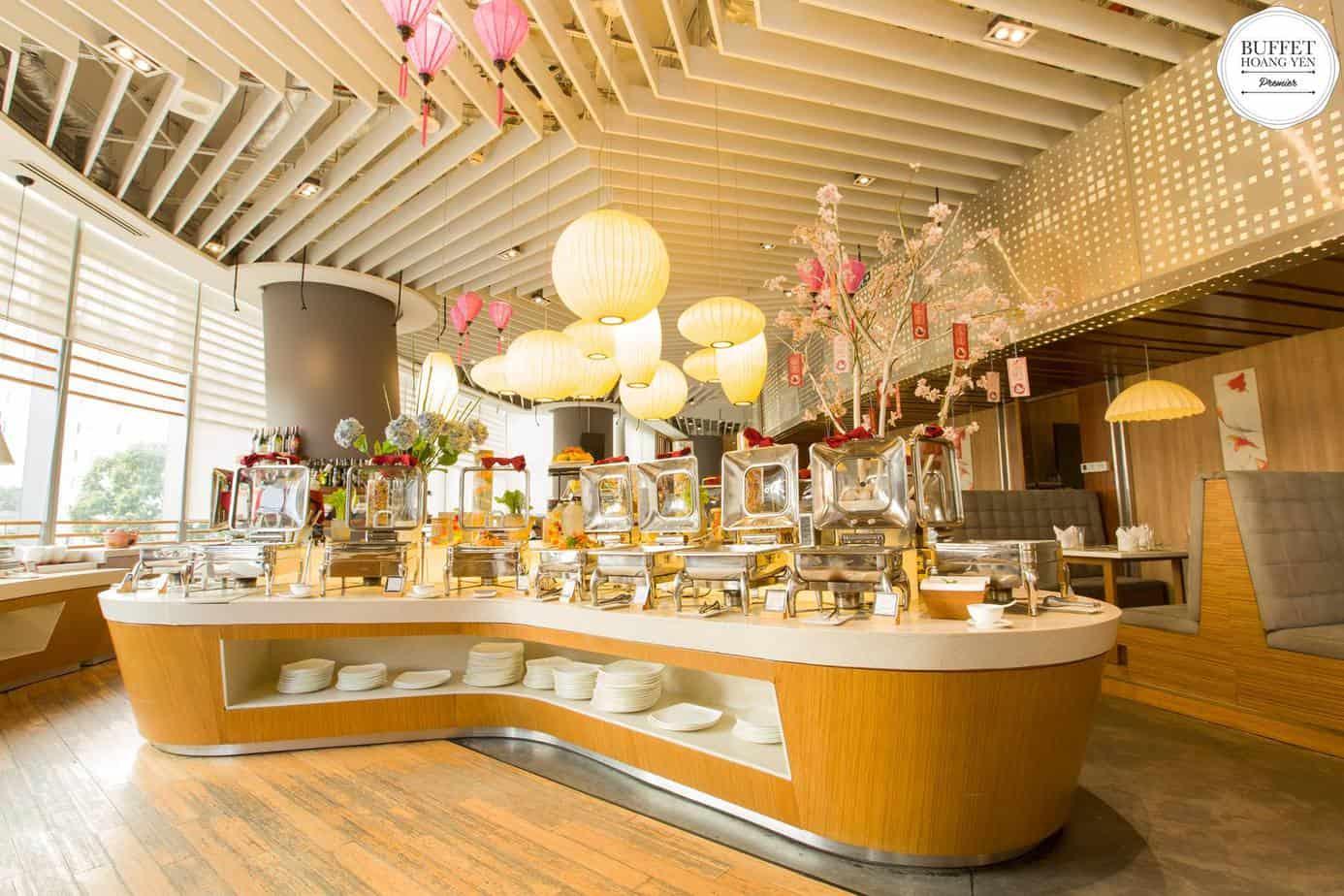Top 8 Nhà Hàng Buffet Cao Cấp Tại TPHCM Mà Dân Sành Ăn Không Nên Bỏ Lỡ - nhà hàng buffet cao câp tại tphcm - Caravelle Saigon hotel | Hoàng Yến Premier | Nhà Hàng Buffet 88