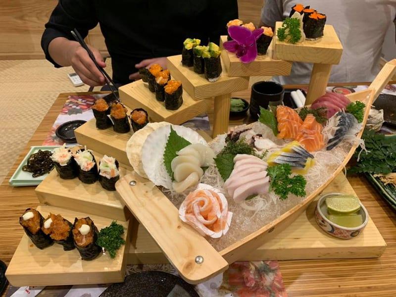 Top 5 Nhà Hàng Buffet Lẩu Bao Ngon, Bao No, Bao Rẻ Tại TPHCM - nhà hàng buffet lẩu ở hcm - Bangkok BBQ | Furano Sushi Buffet | Hoàng Yến Hotpot 41