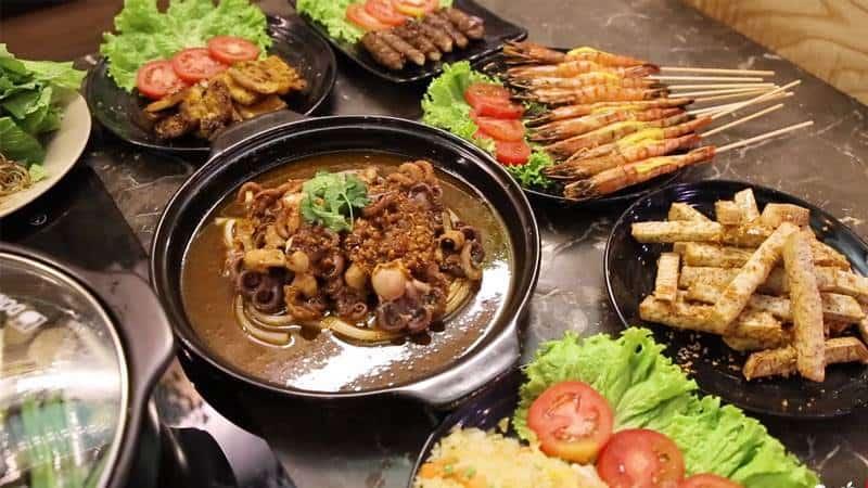 Top 5 Nhà Hàng Chuyên Ẩm Thực Miền Nam Hút Khách Tại TP HCM - nhà hàng chuyên ẩm thực miền nam - Lẩu Bò Sài Gòn Vivu | Mekong Kitchen | Ơ Thương 33