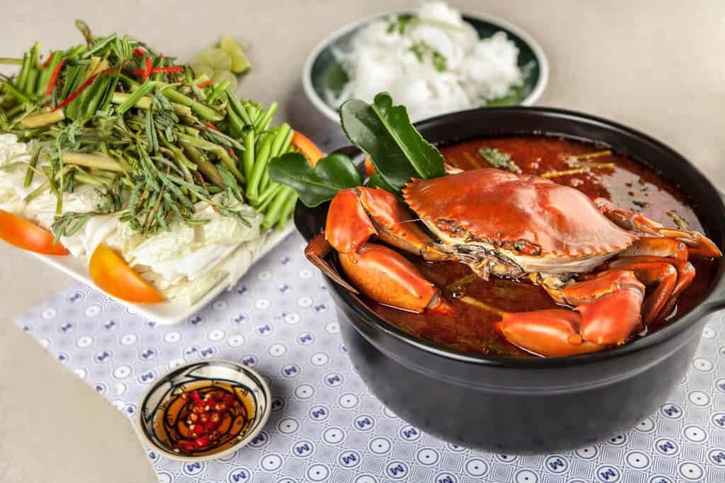 Top 5 Nhà Hàng Hải Sản Tươi Ngon, Đông Khách Tại TP HCM - nhà hàng hải sản tươi ngon - Lẩu Cua Đất Mũi | Nhà hàng Cua 1 Càng | Nhà hàng Hải Đăng 41