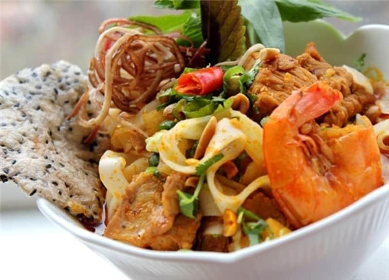 cửa hàng mỳ quảng ngon ở Đà Nẵng