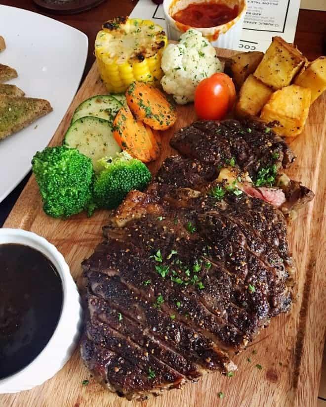 Top 5 Nhà Hàng Beefsteak Ngon Không Thể Chối Từ Tại TP HCM - nhà hàng beefsteak ngon - Amigo Grill Restaurant | Boomerang Bistro Saigon | Fumo Steak 27