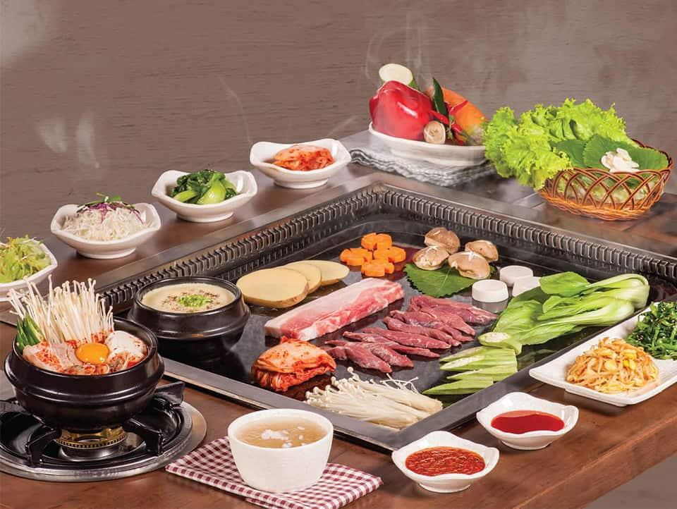 Top 5 Nhà Hàng Buffet Nướng Lẩu Giá Mềm, Ăn Ngập Mặt Tại TP HCM - nhà hàng buffet nướng lẩu giá mềm - Anrakutei | Buffet Béo | Chen Buffet 28