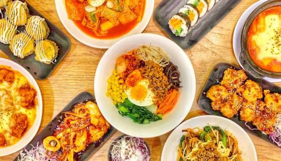 Top 6 Nhà Hàng Món Hàn Ngon Không Nên Bỏ Lỡ Tại TP HCM - nhà hàng món hàn ngon - Bibimbap Korean Food | K - Pub | Kimbap Hoàng Tử 39