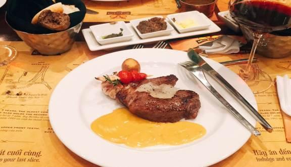 Top 5 Nhà Hàng Beefsteak Ngon, Nổi Tiếng Nhất Tại TP HCM - nhà hàng beefsteak ngon nổi tiếng - 48 Bistro | El Gaucho | Moo Beefsteak 32