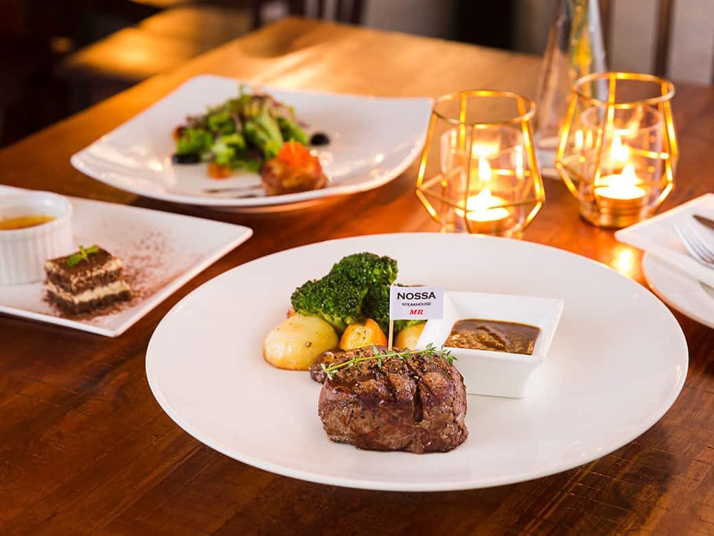 Top 5 Nhà Hàng Beefsteak Ngon Không Thể Chối Từ Tại TP HCM - nhà hàng beefsteak ngon - Amigo Grill Restaurant | Boomerang Bistro Saigon | Fumo Steak 35